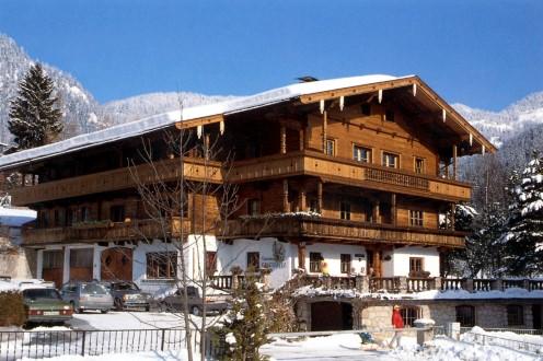 Lyžařské zájezdy do Alpbachu