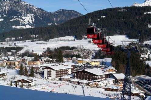 Lyžařské zájezdy do Fieberbrunnu