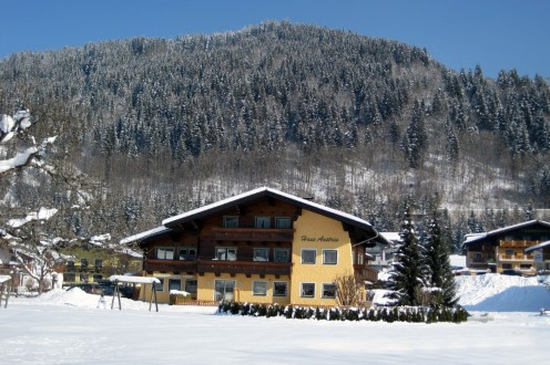 Lyžařské zájezdy do Flachau