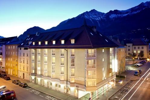 Lyžařské zájezdy do Innsbrucku