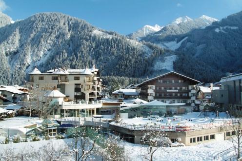 Lyžařské zájezdy do Mayrhofenu