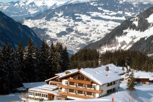 Lyžařské zájezdy do St. Gallenkirch
