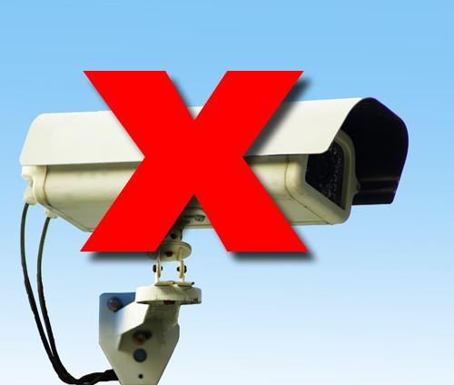 Webkamera byla zrušena