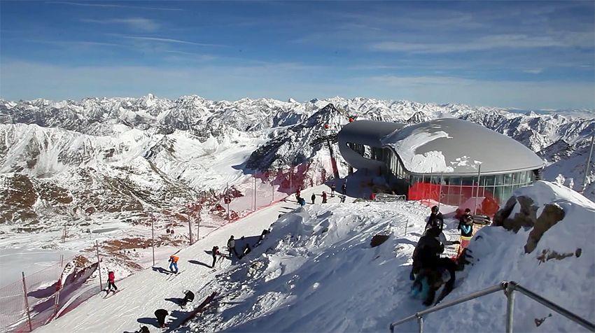 Pitztaler Gletscher - Wildspitzbahn