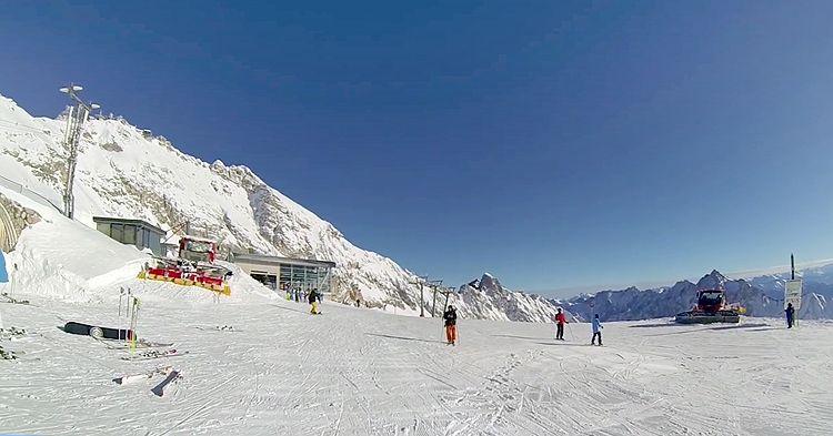 Zugspitze - Tiroler Zugspitzbahn