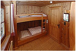 Kürsinger Hütte - pokoj